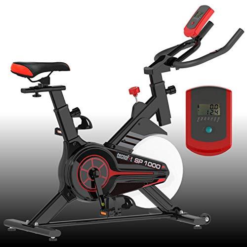 TECNOFIT Indoor Cycle SP1000 volano 14 kg Volano Fisso Cardio Compact