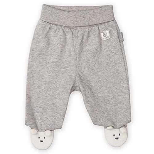 sigikid Baby-Unisex, Newborn Hose mit Füßchen