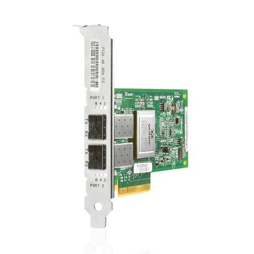 HP AJ764A 82Q 8Gb Dual Port PCI e FC