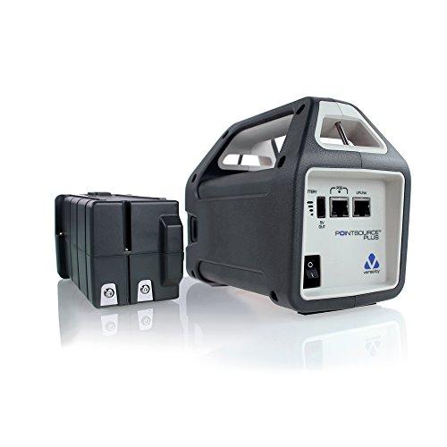 Veracity VAD-PSP Draagbare PoE-voeding voor IP-camera's en apparaten met verhoogde POE-behoefte, met oplaadbare batterij