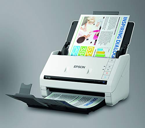 Epson DS-530 Document Scanner: 35ppm