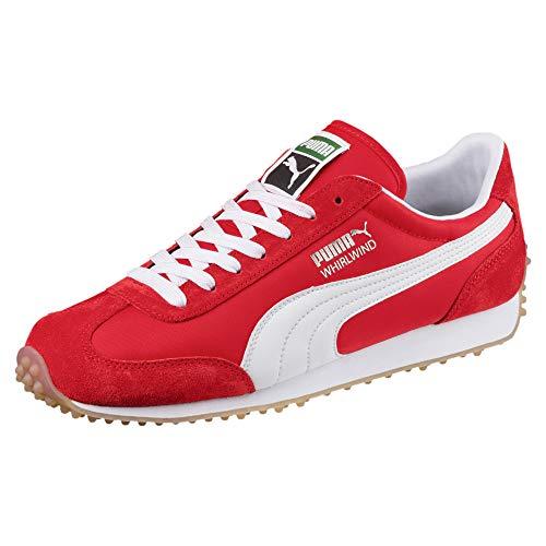 Puma Whirlwind Classic Sneaker, Rosso (Colore: rosso), 46 EU