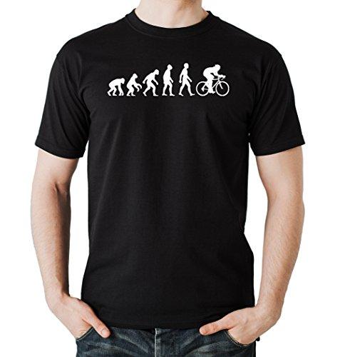 Certified Freak Evolution Rennrad T-Shirt Black L