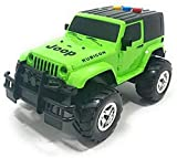 RR Toys Pull Back Vehicles Jeep Toy,diecast Friction Power Toy Jeep for 3+ Years Old Boys and Girls,...