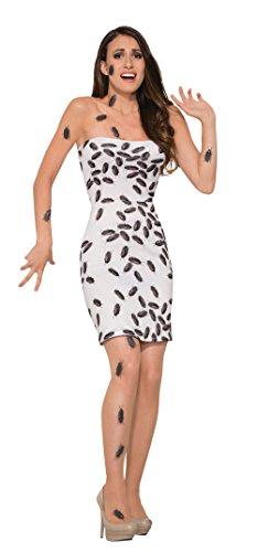 Emmas Wardrobe Espeluznante Cucaracha del Vestido Halloween - Womens Vestido Traje.