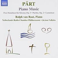 Part: Piano Music by Ralph van Raat (2011-09-27)