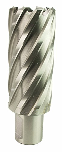 Steel Dragon Tools 1-1/8' x 2' High Speed Steel Annular Cutter with 3/4' Weldon Shank