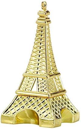Civetman USB 2 0 Flash Drive 128GB Waterproof Metal Eiffel Tower Pendrive USB Disk product image