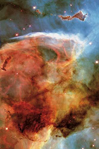 1art1 Der Weltraum - Schlüssellochnebel Im Sternbild Carina Poster Kunstdruck 180 x 120 cm