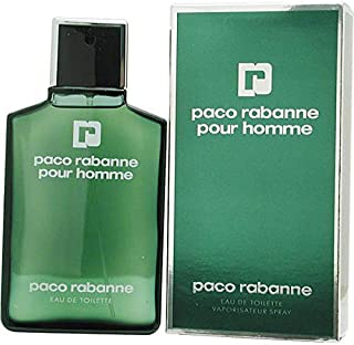 Pour Homme by Paco Rabanne for Men Eau de Toilette 100ml