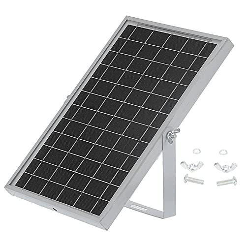 Panel solar, cargador de batería solar ecológico fácil de usar para barco para coche para ordenador