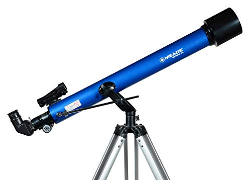 Meade Instruments – Infinity 60mm Aperture, Portable Refracting Astronomy Telescope for Kids & Beginners – Multiple Eyepieces & Accessories Included – STEM Activities for Children & Adults