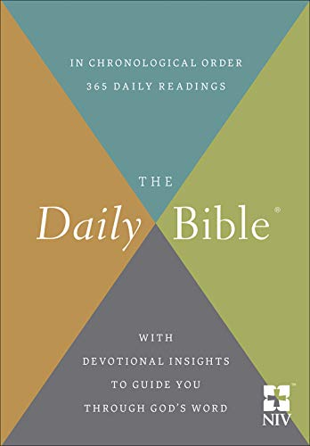 Compare Textbook Prices for The Daily Bible® NIV  ISBN 9780736980302 by Smith, F. LaGard