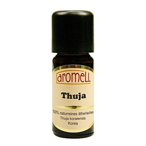Thuja (Lebensbaum) - 100% naturreines, ätherisches Öl aus Korea, 10 ml