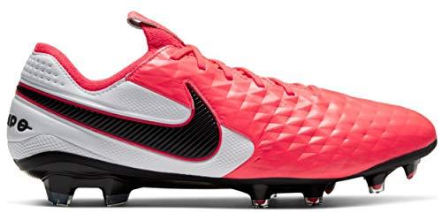 Nike Legend 8 Elite FG - Zapatillas de fútbol Negro Size: 42.5 EU