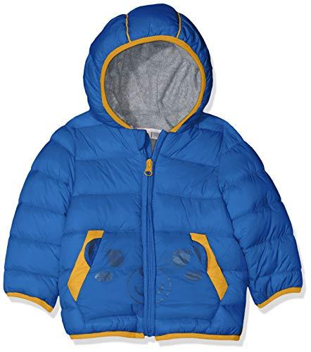 Chicco Unisex Baby Giubbino Con Cappuccio Staccabile Sportjacke, Blau (Blu Medio 085), 98 (Herstellergröße: 098)