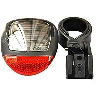 LED自転車ソーラー充電テールライトフラッシュマウンテンバイクソーラーライト自転車ライトヘッドライト|自転車ライト 自転車ライト