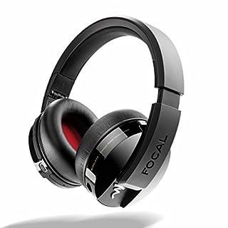 Cuffie portatili, leggero, confortevole, eccellente isolamento Tecnologia conica esclusiva che offre una qualità sonora eccezionale Bluetooth 4.1 per spostarsi liberamente fino a 50 metri (15 metri)
