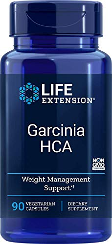 Life Extension Cambogia Hca - 90 Vcaps 80 g