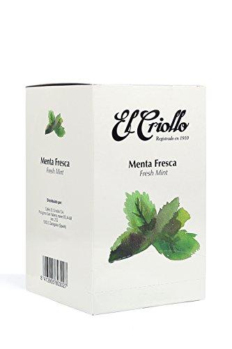 El Criollo Infusión Menta Fresca Gourmet - 40 bolsitas