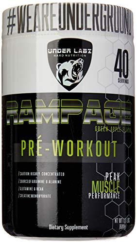 Rampage (300g) - Green Apple, Under Labz