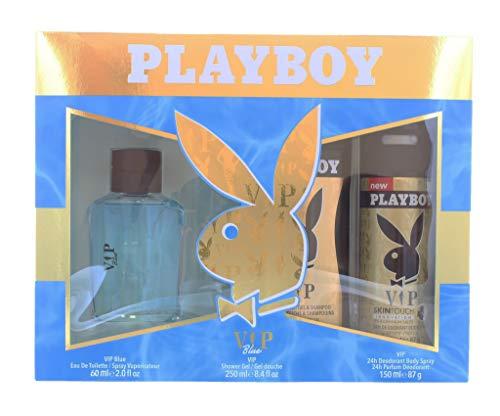 Playboy Set di profumi da uomo, 400 g