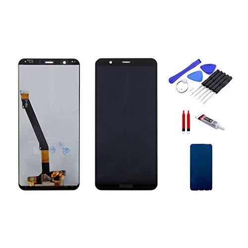 kaputt.de Display schwarz (5,65 Zoll) für Huawei P Smart   IPS LCD Bildschirm inkl. DIY Reparatur-Set