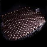 BNHHB Alfombrillas para Maletero para Coche para Lexus ES350 NX GS350 CT200h ES300h GS450h IS250 LS460 LS, Alfombrilla De Cuero Antideslizante Estera del Coche Alfombra Protectora Accesorios