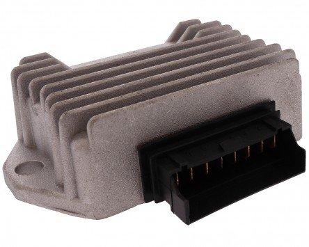 Spannungsregler/Gleichrichter für Piaggio-Liberty 50 4T Sport 07-08 ZAPC424