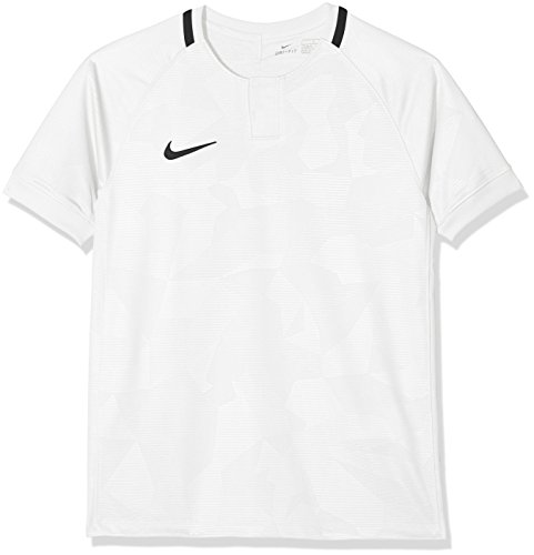 Nike Kinder Dry Challenge II Trikot, White/Black, XS