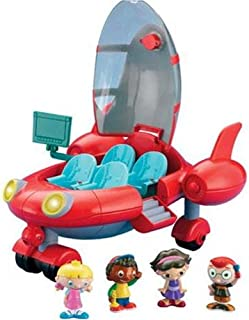 baby einstein rocket