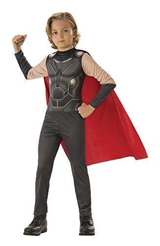 Rubies - Disfrac de Thor para nio, infantil M (5-7 aos) Rubie'S 640931-M
