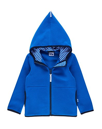Finkid Paukku Zip-In Jacket Kids french/navy Größe 80-90 2016 Outdoor Jacke