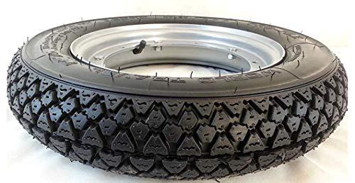 1 wiel volledig van ijzer 3.50-10 56 J PRO-FILE voor Vespa PX 125/150/200 cc