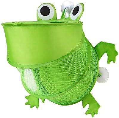 McDILS Hanging Bath Toys Organizer Super Large Capacity Baby Quick Dry Mesh Bag for Bathtub product image