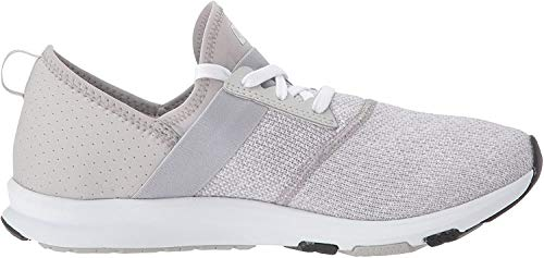 New Balance Women's FuelCore Nergize V1 Sneaker, Overcast/White/Heather, 7.5 M US