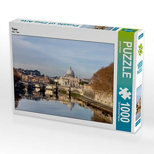 CALVENDO Puzzle Tiber 1000 Teile Lege-Größe 64 x 48 cm Foto-Puzzle Bild von Joana Kruse