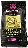 Tanoshi Crackers Wasabi 125 g