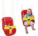 Izzy Baby-Schaukel hoch ab 12 Monate (Babyschaukel TÜV Nord GS)