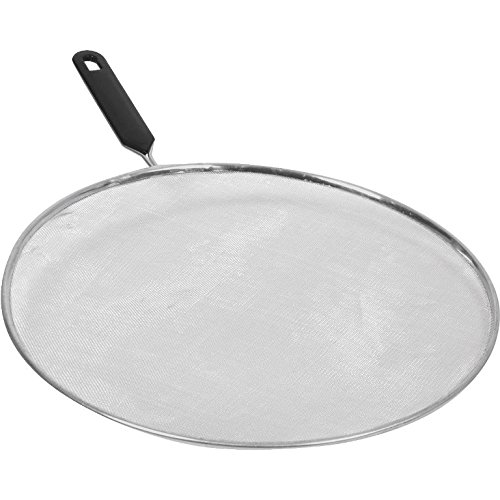 Chef Set Splatter Guard 29 cm, Aluminium, Silver, 44 x 29 x 0.05 cm