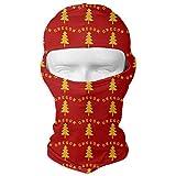 Wfispiy Oregon Douglas Pine Tree Herren-Ski-Gesichtsmaske mit Multifunktionskopfbedeckung