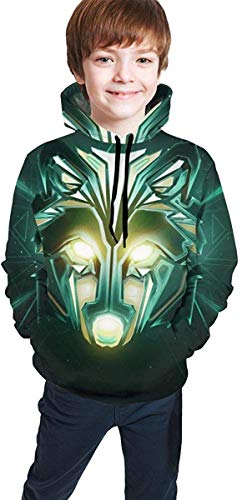 Xarchy Run Wild The Remixes Hardwell Teen Hooded Sweatshirt Unisex Bambini