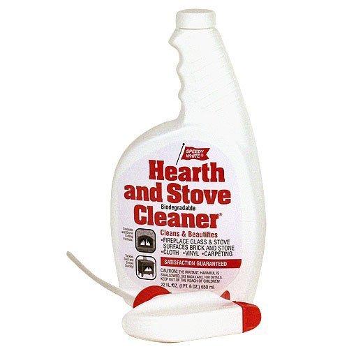 of cleaning fireplace stones SPEEDY WHITE Speedy White-22 oz Bottle