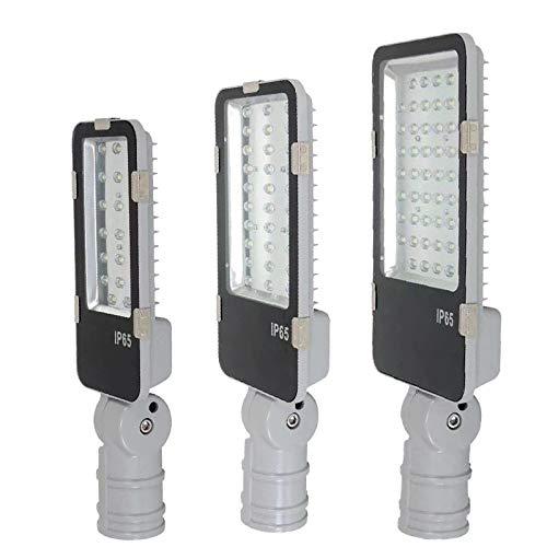AAJTCT Professionele verlichting, hoge helderheid, waterdicht, 20 W, 30 W, ledverlichting, verstelbaar
