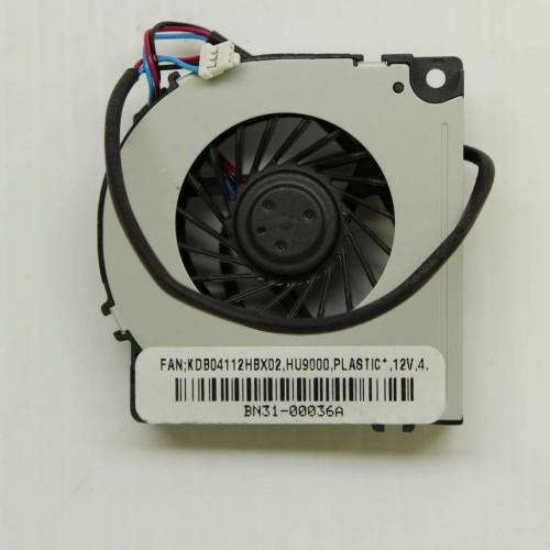 Samsung BN31-00036A FAN, KDB04111HBX02, HU9000, PLASTIC, 12V, 4.
