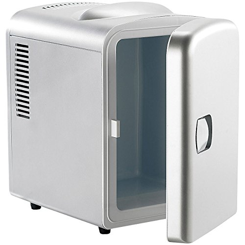 MonstruoManía Mininevera Portátil con 4 Litros de Capacidad, Equipamiento para Camping, Enfría Bebidas y Calienta Comida