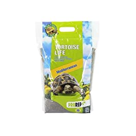 2 Pack Deal – Prorep – Tortoise Life Substrate 10L