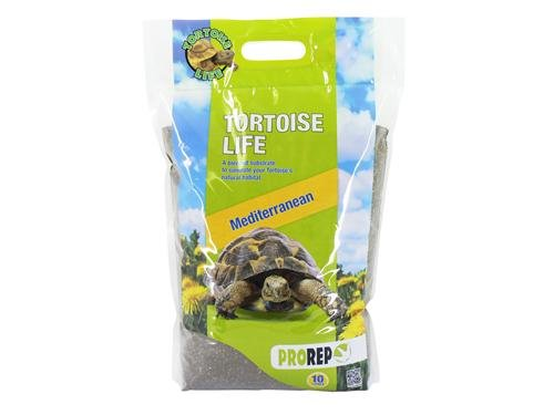 2 Pack Deal - Prorep - Tortoise Life Substrate 10L