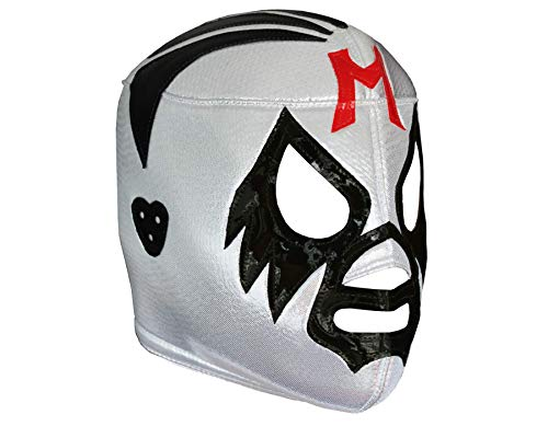 MIL MASCARAS Lucha Libre Wrestling Mask (PRO - Fit) Costume Wear by Make It Count
