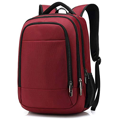 N-B Business Backpack School Bag USB Rechargeable Backpack Travel Men's Large Capacity Computer Backpack Water Repellent